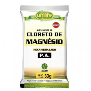 Cloreto de Magnésio PA Vegano Unilife