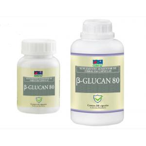 B Glucan 80% Capsulas 334mg Anew