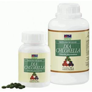 Dia Chlorella 400 e 1500 Comprimidos 200mg Anew